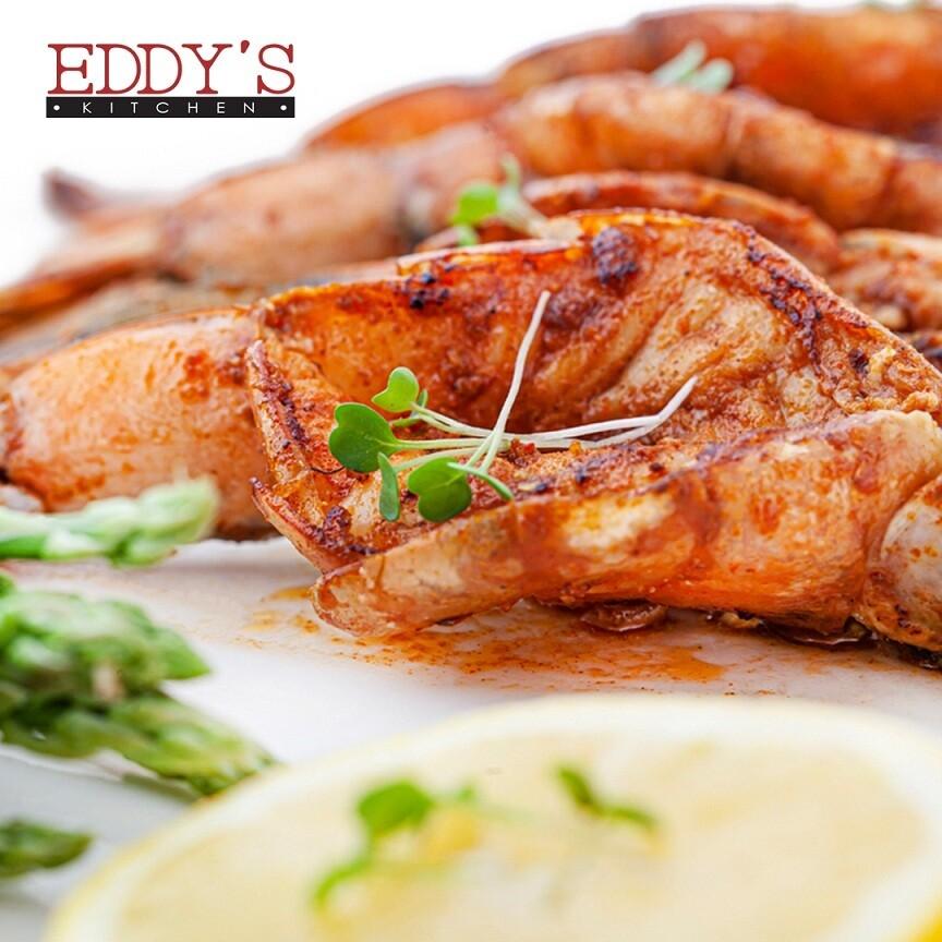 Tandoori Jumbo Shrimp (600g) جمبري جامبو تندوري
