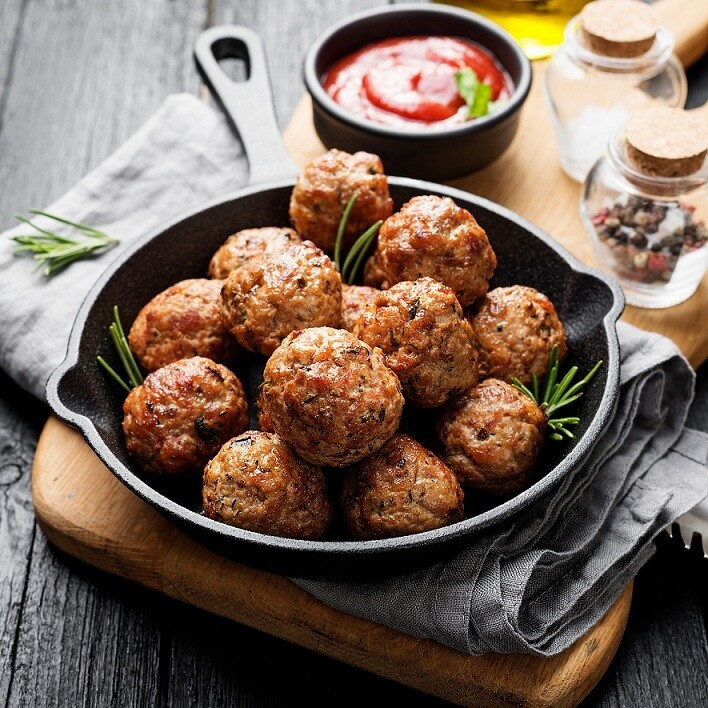 Beef Meatballs(500g) كرات اللحم البقري