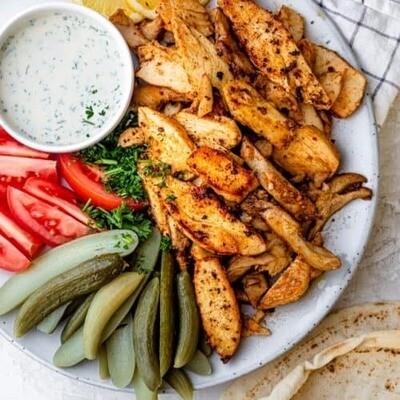 Chicken Shawarma(500g) شاورما دجاج