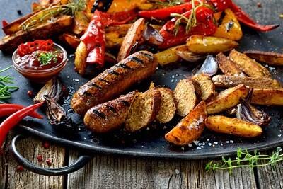 Vegan Sausage(500g) النقانق النباتیة