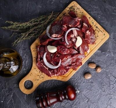 Beef Kidney and Heart (500g) كلاوي وقلب بقري بلدي