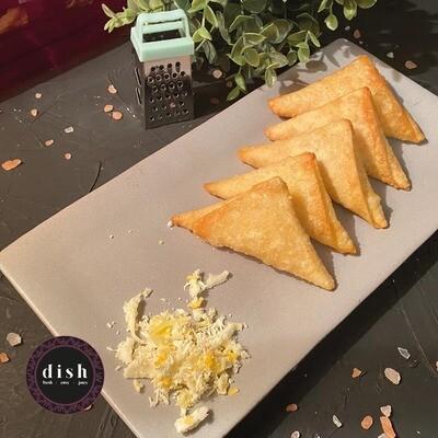 Six Cheese Sambousek (15) سمبوسك ست انواع جبن