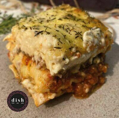 Lasagna Bolognese (2.4kg) لازانيا بصوص البولونيز