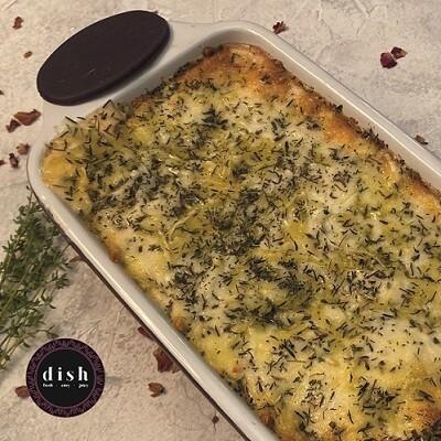 Mushroom Lasagna Bolognese (2.4kg) لازانيا بصوص البولونيز والمشروم