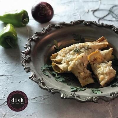 Chicken Cannelloni (6) كانيلوني بالفراخ