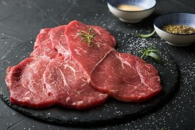 Beef Escalope (500g) اسكالوب لحم بقري بلدي