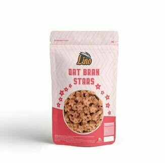 Star-Shaped Oat Bran (250g) اوت بران ستار