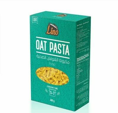 Oat Fusilli Pasta (400g) مكرونه شوفان فوسيلي