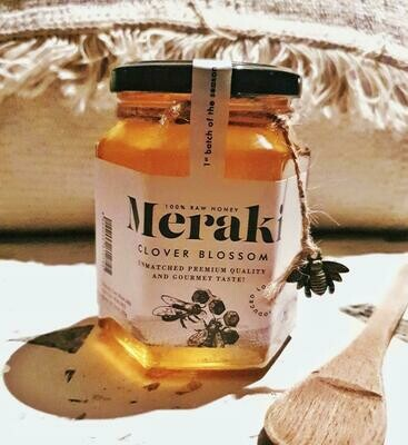 Meraki Clover Blossom Honey (300g) عسل نوارة البرسيم