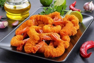 Breaded Shrimp (400g) جمبري بانيه جاهز للقلي