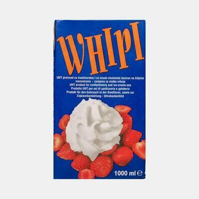 Whipi Plus Sweet Cream (1L) كريمة الخفق المحلاة ويبي بلاس