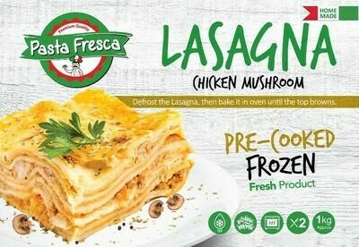 Chicken Mushroom Lasagna (1kg) لازانيا بالفراخ والمشروم