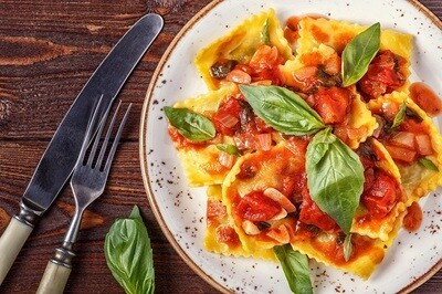 Meat Ravioli (400g) رافيولي باللحم المفروم