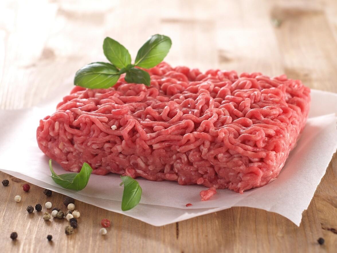 Medium Fat Minced Beef (500g) لحم بلدي مفروم متوسط الدسم