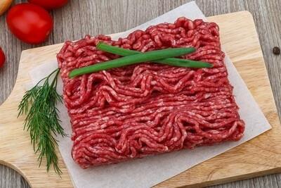 Lean Minced Beef (500g) لحمه مفرومه بلدي خالية من الدهون