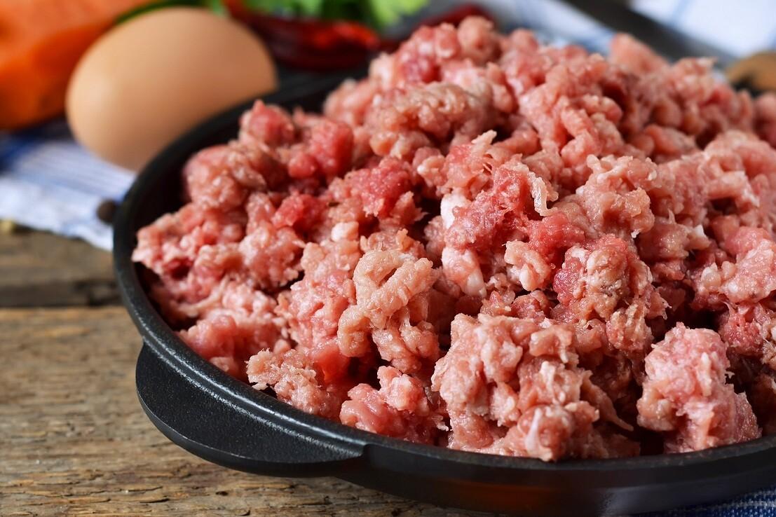 Minced Lamb (500g) لحمه ضاني مفرومه بلدي