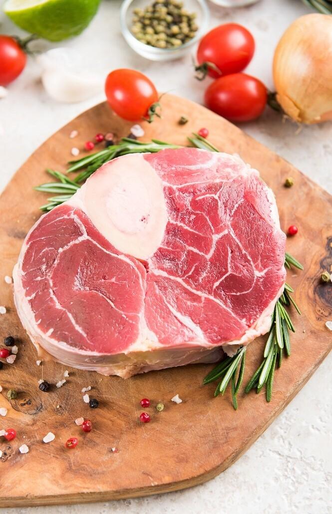 Beef Shank (500g) موزه كندوز بلدي