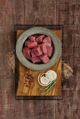 Beef Rump Cubes (500g) كولاتة مكعبات بلدي