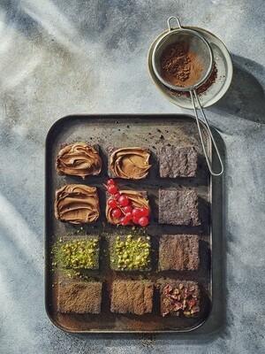 Fava Chocolate Brownie Mix (306g) دقيق براونيز الشيكولاتة والفول