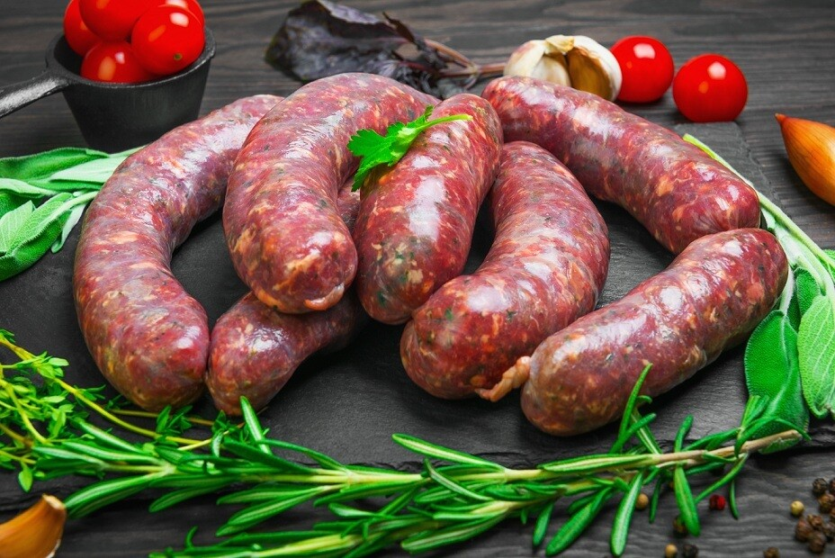 Balady Spicy Beef Sausage (500g) سجق شرقى حار بلدي