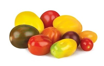 Rainbow Cherry Tomatoes (380g) رينبو شيري طماطم