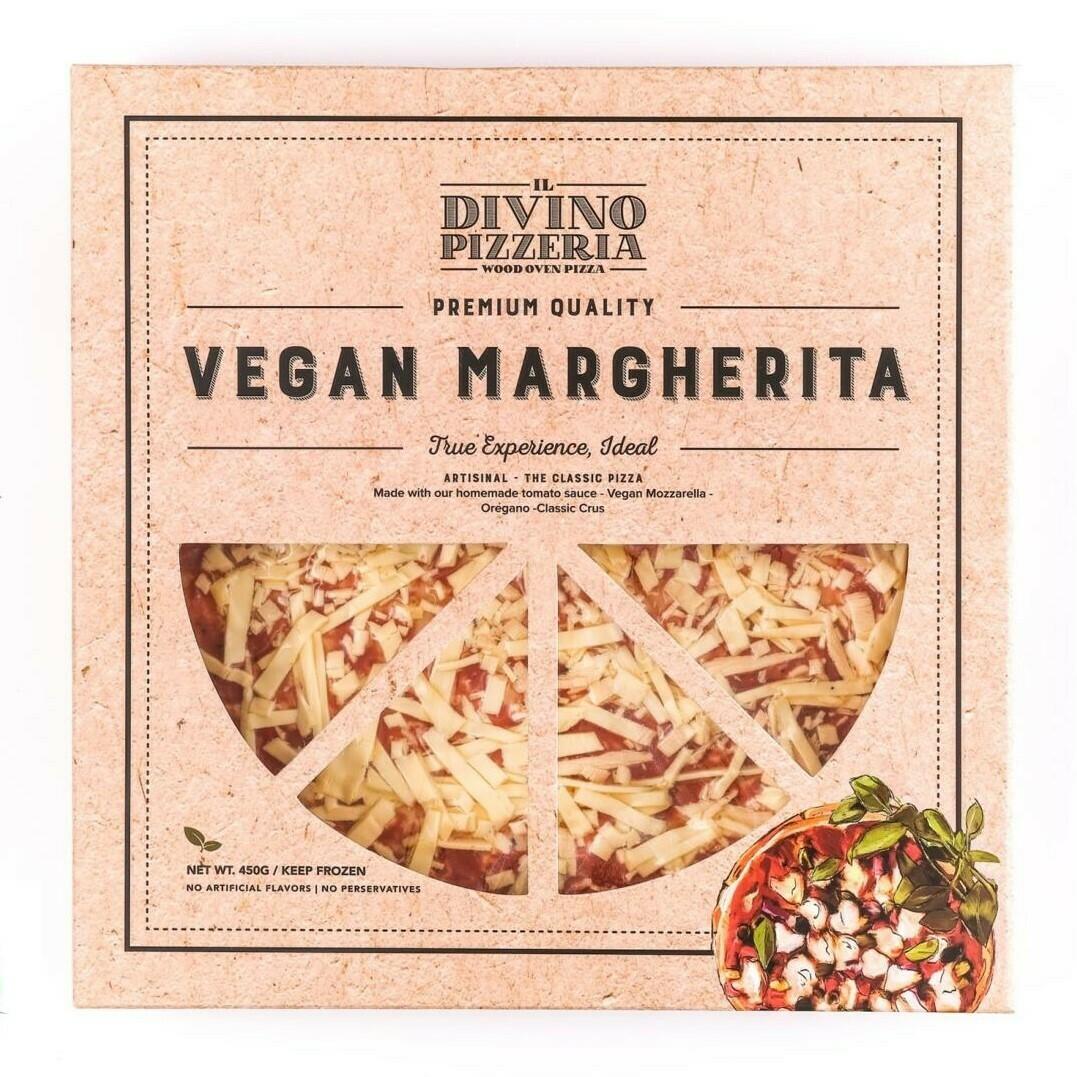 Vegan Pizza بيتزا نباتي