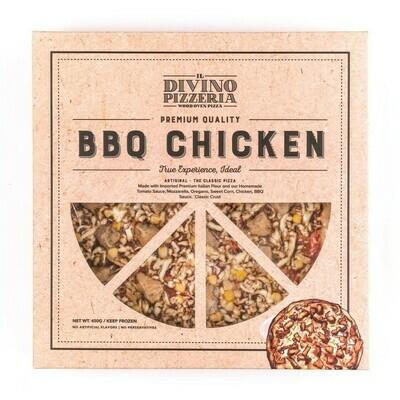 BBQ Chicken Pizza بيتزا تشيكن باربيكيو