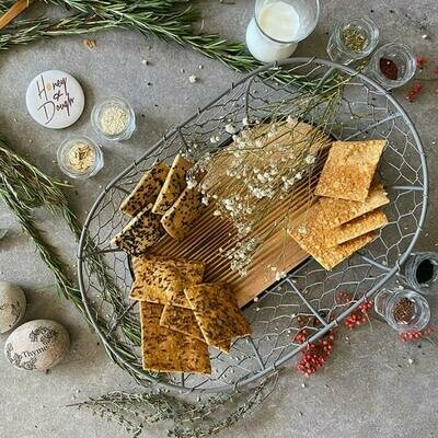 Cumin crackers (200g) كراكرز بالكمون