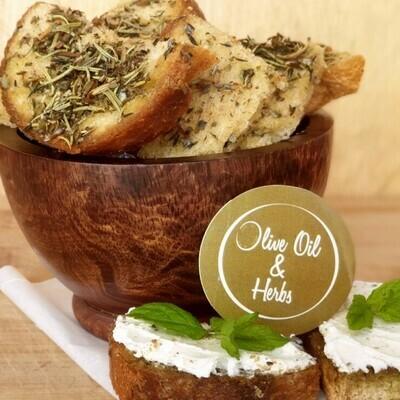 Crispbread with herbs (130g) مقرمشات بالأعشاب