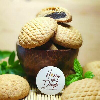 Honey delights with date paste (500g) هاني ديلايتس بالعجوة