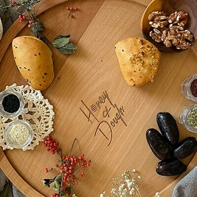 Mini Bites with date paste بايتس بالعجوة