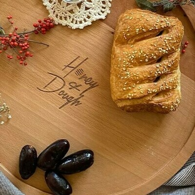 Pâté with date paste باتيه بالعجوة