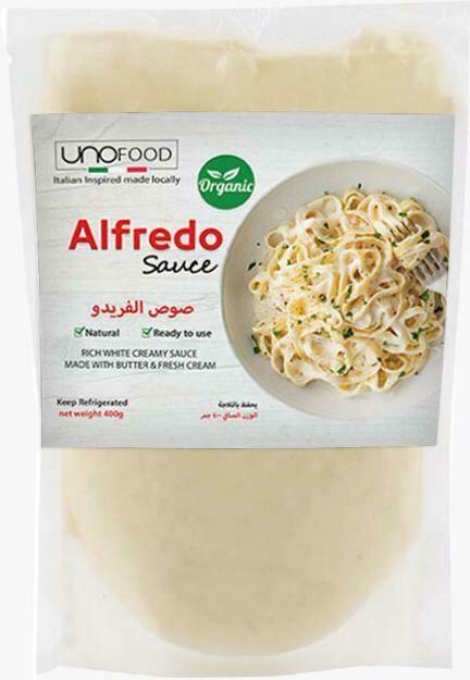 Alfredo Sauce (400g) صوص الفريدو