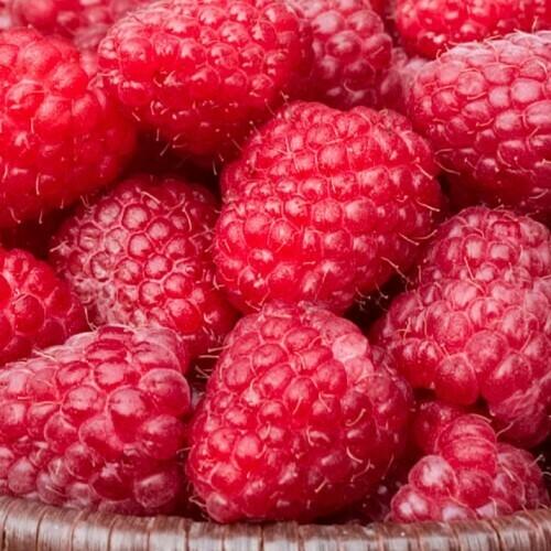 Raspberries (125g) توت احمر