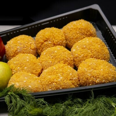 Chicken Mozzarella Pops (500g) تشيكن بوبس