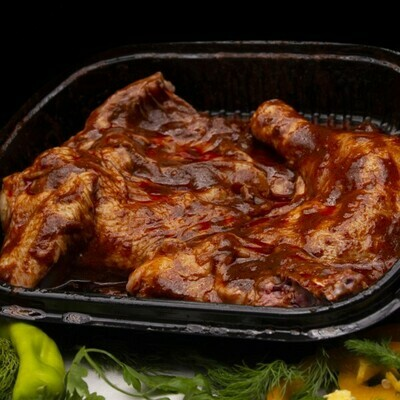 Whole Chicken Tikka فراخ تيكا متبله