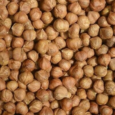 Raw Hazelnuts (250g) بندق