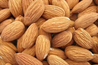 Raw Almonds (250g) لوز
