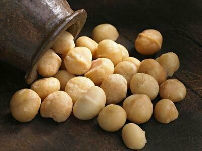 Macadamia Nuts (250g) مكاديميا