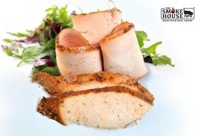 Smoked Chicken Breast (220g) صدور فراخ مدخنة شرائح