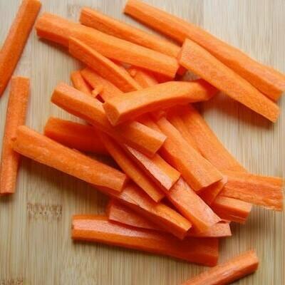 Carrot Sticks (350g) جزر اصابع