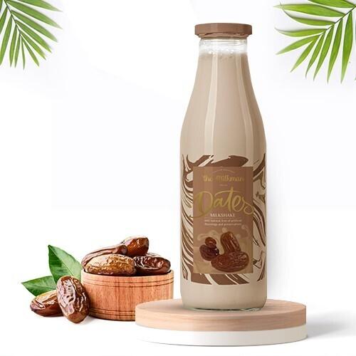 Fresh Milk with Dates (850ml) حليب بالتمر