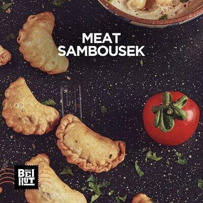 Grilled Meat Sambousak (12) سمبوسك لحمة