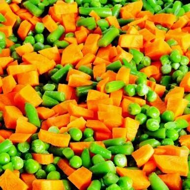 Frozen Mixed Vegetables (400g) خضار مشكل