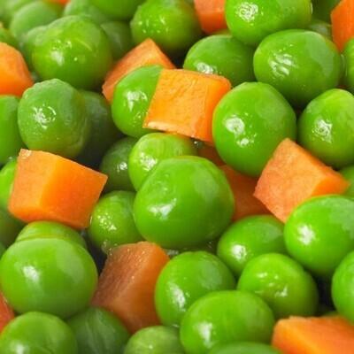 Frozen Peas & Carrots (400g) بسلة بالجزر
