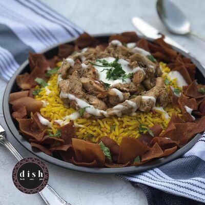 Chicken Shawerma (400g) شاورمه فراخ
