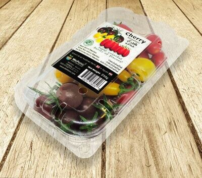 Mixed Cherry Tomatoes (250g) طماطم شيري مشكل