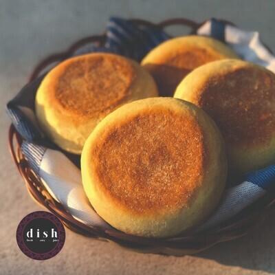 English muffins (6) انجليش مافن