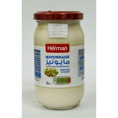 Herman Mayonnaise (236ml) هيرمان مايونيز