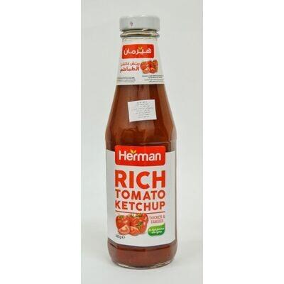 Ketchup (340g) هيرمان كاتشب